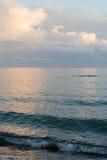 Tyrrhenian Sea, Tuscany, Italy Stock Image