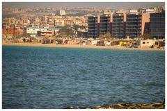Tyrus City Lebanon 2017 stockbilder