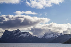 Tysfjorden Stock Photos
