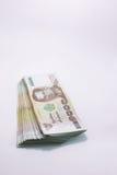 Tysiąc bahta Tajlandia banknotów Obrazy Stock
