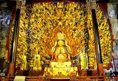 Tysiąc ręki guanyin bodhisattva obraz royalty free