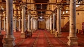 Tysiąc filarów sala zdjęcie royalty free