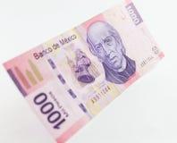 Tysiąc peso Fotografia Royalty Free