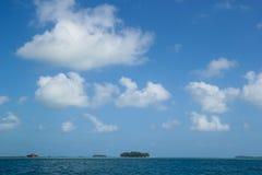 Tysiąc wysp Indonesia Zdjęcia Royalty Free