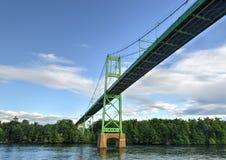 Tysiąc wysp mostów Zdjęcie Royalty Free