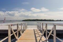 Tysiąc wysp rejsów Kanada Obrazy Royalty Free