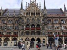 Tysk arkitektur fotografering för bildbyråer
