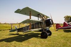 Tysk FokkerTriplane Arkivbild