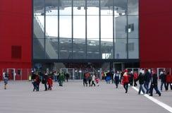 Tysk fotbollliga arkivbilder