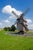 Tysk historisk windmill royaltyfria bilder