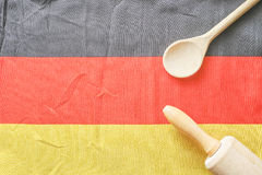 Tysk matlagning arkivfoton