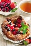 Tysk pannkaka Fotografering för Bildbyråer