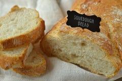 tysk panoramasourdough för bröd Royaltyfri Foto