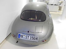 Tysk sportbil Arkivbild
