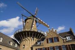 tysk town Royaltyfria Bilder