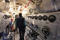 tysk ubåt Royaltyfria Bilder
