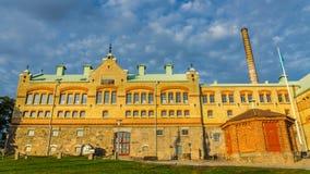 Tyska Bryggare Garden Royalty Free Stock Photos