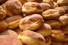 tyska donuts Royaltyfria Foton