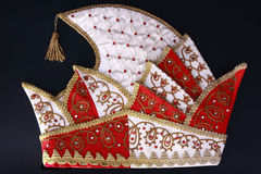 tyska hattgyckelmakare Royaltyfria Foton