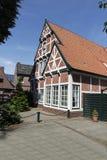 tyska hus Royaltyfri Foto