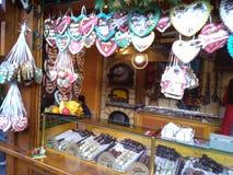 Tyska sötsaker royaltyfri foto