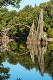 Tyskland är bron för jäkel` s Royaltyfria Bilder