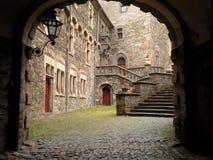 Tyskland för Braunfels slottport Royaltyfri Bild