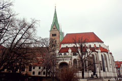 Tyskland Nurnsberg arkivbilder