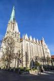 Tyskland Thüringen, Muhlhausen, royaltyfri foto