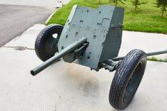 Tyskt anti--behållare vapen Pak 36 Royaltyfri Bild