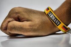 Tyskt armband Arkivbild