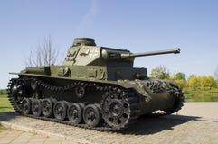 Tyskt för T--3värld för ljus behållare krig II Arkivfoton