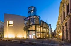 Tyskt historiskt (Deutsches Historisches) museum i Berlin Fotografering för Bildbyråer