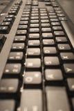 Tyskt tangentbord arkivbild