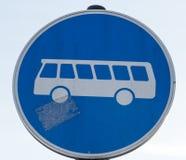 Tyskt trafiktecken av varje dagliv Fotografering för Bildbyråer