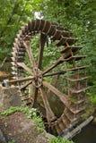 Tyskt vattenhjul Royaltyfri Foto