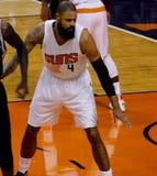 Tyson Chandler. Center  for the Phoenix Suns at Talking Stick Resort Arena in Phoenix AZ USA 10-1-2016 Stock Photos