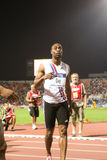 Tyson Gay Mens 100m  World Athletics Final 2009 Stock Photo