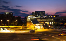 Tysons Corner Metro Station Stock Image