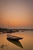 tyst fartyg Fotografering för Bildbyråer