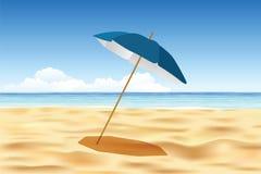Tyst strand Royaltyfria Bilder
