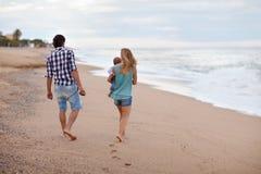 Tyst tid för familj Fotografering för Bildbyråer