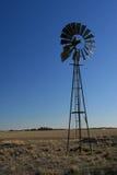 tyst windmill Royaltyfri Foto