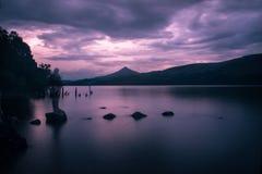 Tystnadfjordrannoch Arkivbilder