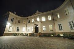 Tyszkiewicz Palace, Klaipeda, Lithuania Royalty Free Stock Photography