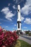tytan rakieta, centrum lotów kosmicznych imienia johna f. kennedyego Zdjęcie Royalty Free
