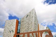 Tytaniczny muzeum, Belfast Obraz Stock