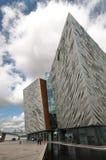 Tytaniczny muzeum, Belfast Zdjęcie Royalty Free