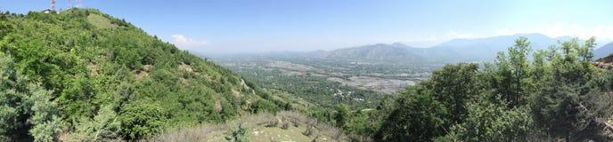Tytaniczny punkt - Kaszmir dolina, India Zdjęcia Stock