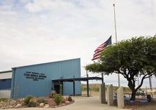 Tytanu pociska Muzealny wejście, Sahuarita, Arizona Zdjęcia Stock